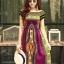 ชุดเดรสเกาหลี พร้อมส่ง Dress ผ้าฝ้ายผสมลินิน พิมพ์ลาย thumbnail 7