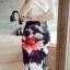 พร้อมส่ง เสื้อผ้าเกาหลี เสื้อสีขาวแขนยาว thumbnail 5