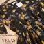 ชุดเดรสเกาหลี พร้อมส่ง เดรสยาว ลายดอกไม้ thumbnail 3