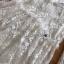 เดรสลูกไม้ พร้อมส่ง เดรสผ้าลูกไม้สีขาว ผ้าโปร่งซีทรู thumbnail 9