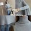 เสื้อเกาหลี chanel แต่งปลายพู่ พร้อมส่ง thumbnail 8