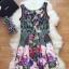 พร้อมส่ง เดรส Korea Style ลายผ้าสวย thumbnail 6