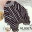 เสื้อเกาหลี ไหมพรมงาน Knit พร้อมส่ง thumbnail 2