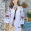 เดรสเกาหลี ปักสวยๆ พร้อมส่ง thumbnail 2