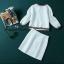 พร้อมส่ง ชุดเข้าเซทสไตล์สาวเกาหลี เสื้อผ้าแฟชั่น thumbnail 6