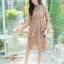 ชุดเดรสลูกไม้ พร้อมส่ง Lace Dress ทรงบาน thumbnail 16