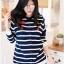 เสื้อเกาหลี พร้อมส่ง คาดิแกนญี่ปุ่น thumbnail 8