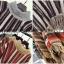 เสื้อเกาหลี ไหมพรมงาน Knit พร้อมส่ง thumbnail 3