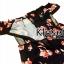เสือผ้าเกาหลี พร้อมส่ง จั้มสูทขายาวปาดไหล่ thumbnail 4