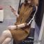 เดรสเกาหลี พร้อมส่ง เสื้อกันหนาว thumbnail 2