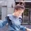 เสื้อเกาหลี พร้อมส่ง เสื้อเกาหลี ทรงแขนพอง thumbnail 3