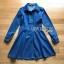ชุดเดรสเกาหลี พร้อมส่ง เชิ้ตเดรส ผ้าเดนิมสีน้ำเงิน thumbnail 16