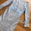 เดรสเกาหลี พร้อมส่ง เดรสผ้าลูกไม้สีฟ้าไลแล็ก thumbnail 12