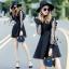 พร้อมส่ง Mini Dress ลุคเรียบหรู thumbnail 5