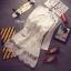 พร้อมส่ง Long shirt Dress เดรสเกาหลี thumbnail 8