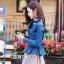 เสื้อเกาหลี พร้อมส่ง Jacket ยีน thumbnail 3