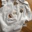 พร้อมส่ง เสื้อแฟชั่น เชิ้ตมีปกสีขาวปักลายผีเสื้อ thumbnail 10