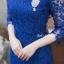 ชุดเดรสเกาหลี พร้อมส่ง Dress ลูกไม้ระบายชาย thumbnail 8