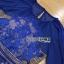 เดรสลูกไม้ พร้อมส่ง เดรสผ้าลูกไม้ สีน้ำเงินสด thumbnail 15