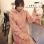 เสื้อผ้าเกาหลี พร้อมส่ง Set sweater+กระโปรง thumbnail 6