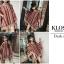 เสื้อเกาหลี ไหมพรมงาน Knit พร้อมส่ง thumbnail 4