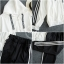 เสื้อผ้าเกาหลี พร้อมส่ง เสื้อคลุมมีฮู้ดกับกางเกงเอวยางยืด thumbnail 11