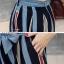 เสื้อผ้าเกาหลี พร้อมส่ง Set เสื้อ+กางเกงขาบาน 7 ส่วน thumbnail 16