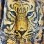 พร้อมส่ง เสื้อไหมพรมตัวเก๋ สุดชิค ทอลาย Leopard หน้าเสือ thumbnail 18