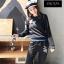 เสื้อผ้าเกาหลี พร้อมส่ง Set เสื้อ+กางเกง KOREA thumbnail 5