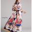 ชุดเดรสเกาหลี ทรงสวย คอปก พร้อมส่ง thumbnail 6