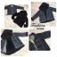 เสื้อเกาหลี พร้อมส่ง Jacket ยีนสีฟอกดำ thumbnail 6