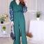 เสื้อผ้าเกาหลี พร้อมส่ง จัมพ์สูทขายาว thumbnail 2