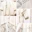 เสื้อเกาหลี พร้อมส่ง เสื้อคลุม เจาะตาไก่หน้าหลัง thumbnail 6