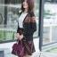 เสื้อผ้าแฟชั่นเกาหลี SET ไหมพรม พร้อมส่ง thumbnail 18