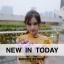 เดรสเกาหลี พร้อมส่ง เดรสยาว ผ้าชีฟองเนื้อ นุ่ม บางพริ้ว thumbnail 2