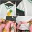เสื้อผ้าเกาหลี พร้อมส่ง เสื้อสัปปะรดกับกระโปรง thumbnail 6
