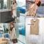 ชุดเดรสเกาหลี พร้อมส่ง เดรสลูกไม้+เสื้อกั๊ก thumbnail 10