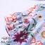 เดรสเกาหลี พร้อมส่ง เดรสผ้าชีฟองญี่ปุ่น thumbnail 7