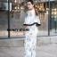 เสื้อผ้าเกาหลี พร้อมส่ง Kloset จั้มสูดสุดไฮคลาส thumbnail 6