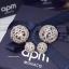 เครื่องประดับ พร้อมส่ง APM Earring ต่างหูเพชร CZ แท้ thumbnail 2