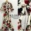 พร้อมส่ง Maxi Dress พิมพ์ลายดอกกุหลาบ thumbnail 2