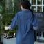 เดรสแฟชั่น พร้อมส่ง เดรสยีนส์ งานปักที่อก thumbnail 4
