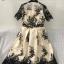 พร้อมส่ง Dress ลุคเรียบหรู ดีเทลคอกลม thumbnail 7