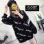 เสื้อเกาหลี พร้อมส่ง Kendall Jenner thumbnail 17
