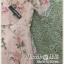 ชุดเดรสเกาหลี พร้อมส่ง Dress ชุดกระโปรงยาว thumbnail 6