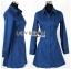 ชุดเดรสเกาหลี พร้อมส่ง เชิ้ตเดรส ผ้าเดนิมสีน้ำเงิน thumbnail 14