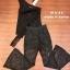 เสื้อผ้าเกาหลี พร้อมส่ง เสื้อไหล่เดี่ยวกับกางเกงเอวสูง thumbnail 3