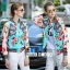 เสื้อเกาหลี พร้อมส่ง Jacket Gucci ปักผีเสื้อ thumbnail 2