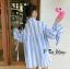 เสื้อเกาหลี พร้อมส่ง เสื้อเชิ้ตสไตล์เดียวกับตุ๊กตา Bylthe thumbnail 7