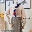 เสื้อเกาหลี พร้อมส่ง เสื้อคลุม sweater ลายกระรอก thumbnail 3
